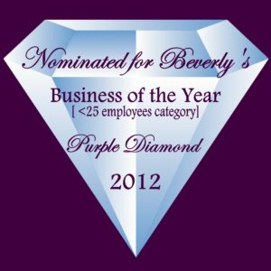 Purple Diamond Nominated BusinessoftheYear