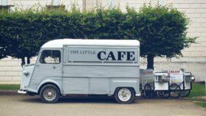 Brand Little Cafe
